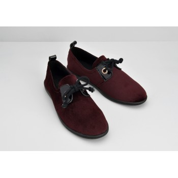 ARMISTICE - STONE ONE W - COCOON - BORDEAUX SOLE BLACK