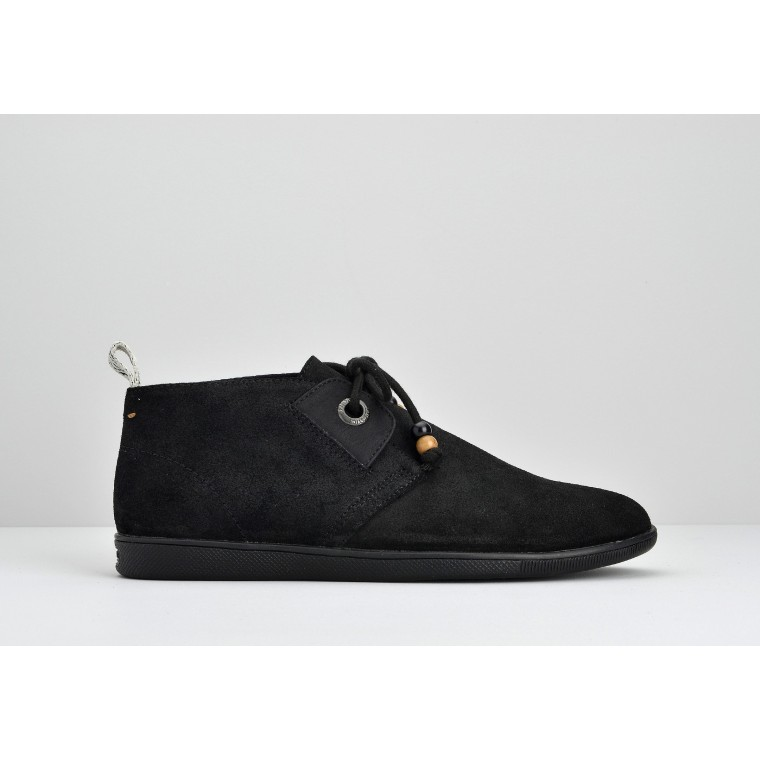 STONE MID CUT W - OXYDE - BLACK SOLE BLACK