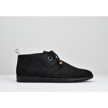 Stone Mid Cut - Oxyde - Black