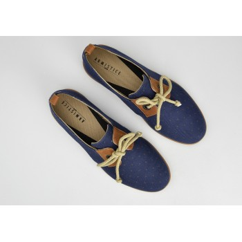 ARMISTICE - STONE ONE M - BREAK - NAVY SOLE MASTIC