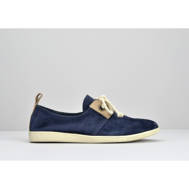 ARMISTICE STONE GLOVE W - GOAT SUEDE - NIGHT BLUE