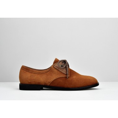ARMISTICE HERO ONE W - GOAT SUEDE - NUTS SOLE BLACK