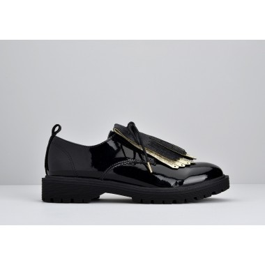Rock Derby Patent - Black