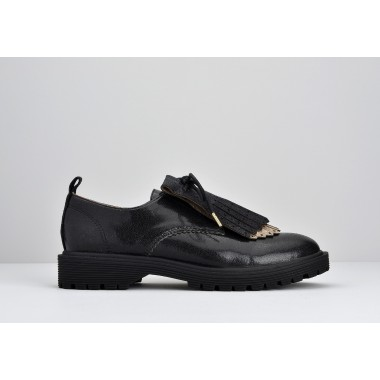 ARMISTICE ROCK DERBY W - VEGA - BLACK SOLE BLACK