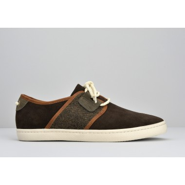 ARMISTICE DRONE ONE M - SUEDE/ENGLAND - TAUPE/ARMY