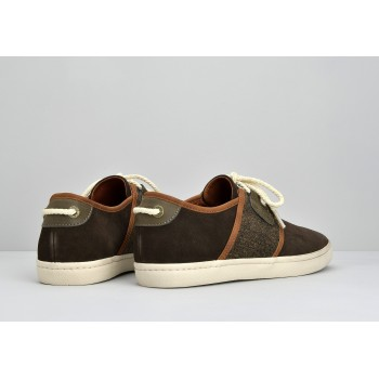 DRONE ONE M - SUEDE/ENGLAND - TAUPE/ARMY