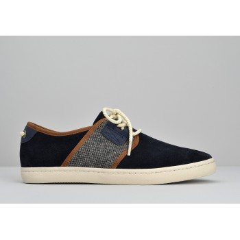 DRONE ONE M - SUEDE/ENGLAND - D.NAVY/GREY