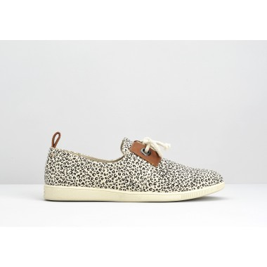 Stone One W - Safari - Black