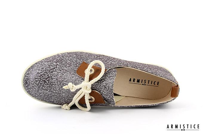chaussure stone femme 1 armistice brillante armistice chaussures 0ffqz