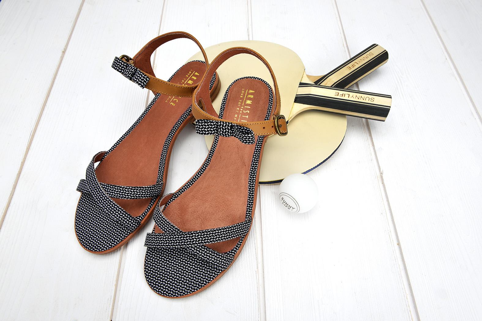 sandales armistice code Cross