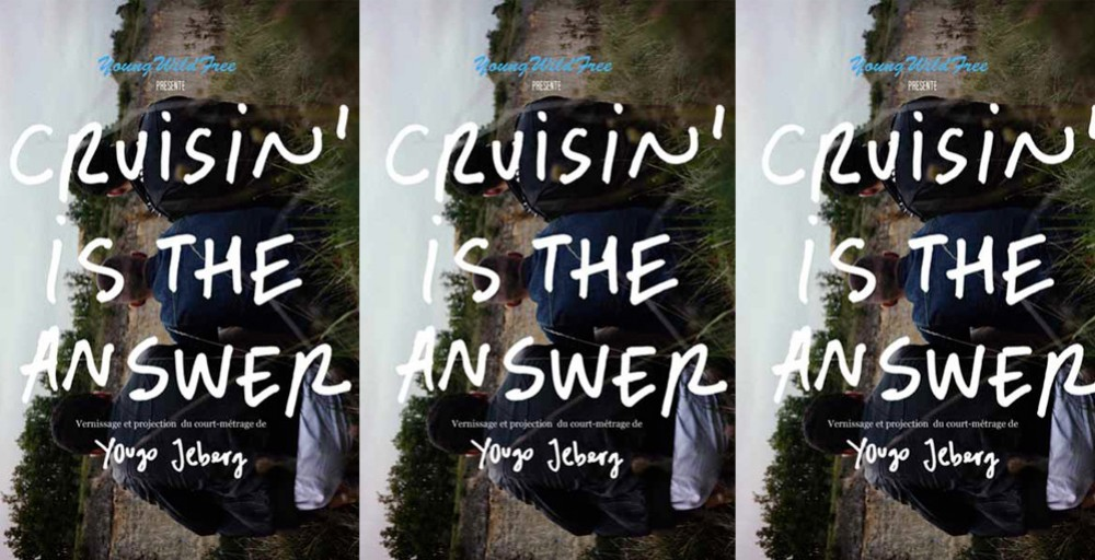 """Cruisin' Is The Answer"" by Yougo Jeberg"
